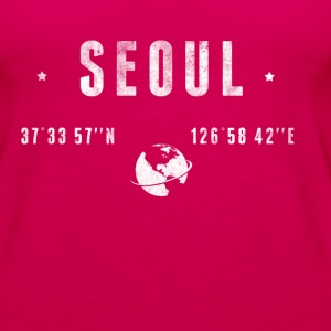 Seoul T-Shirts - Women's Premium Tank Top
