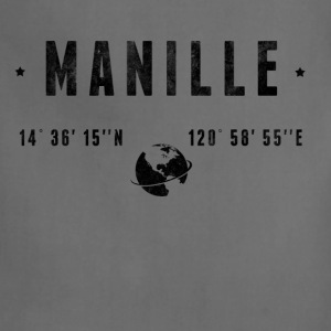 Manille T-Shirts - Adjustable Apron