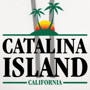 Catalina Island T-Shirts - Contrast Hoodie