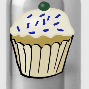 White Muffin - Water Bottle