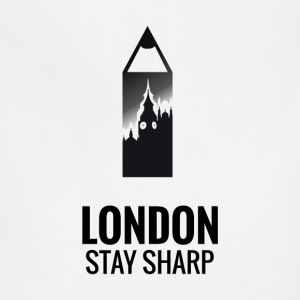 London - London stay sharp - Adjustable Apron