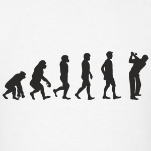 Evolution Golf Tanks - Men's T-Shirt