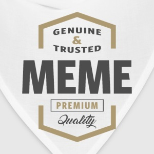 Genuine Meme Tees - Bandana