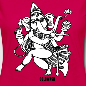 GANESHA - Women's Premium Long Sleeve T-Shirt