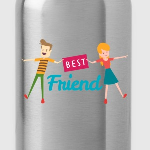 Best Friend - Best Friend - Water Bottle