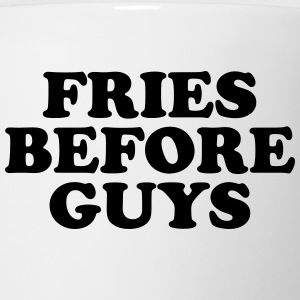Fries before guys T-Shirts - Coffee/Tea Mug