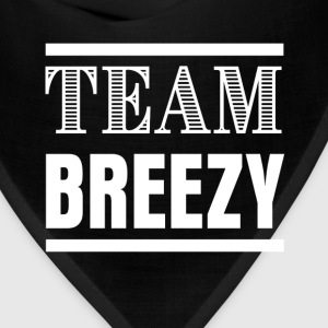 Team Breezy Fight Shirt - Bandana