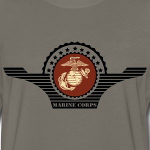Marine Corps - Men's Premium Long Sleeve T-Shirt