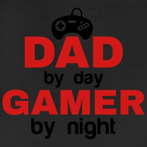 Dad By Day Gamer By Night Gaming T-Shirts - Leggings