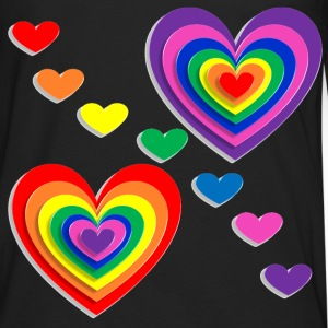Isle_of_rainbow_love | by Isles of Shirts - Men's Premium Long Sleeve T-Shirt