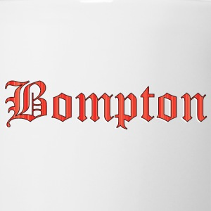 Bompton red Caps - Coffee/Tea Mug