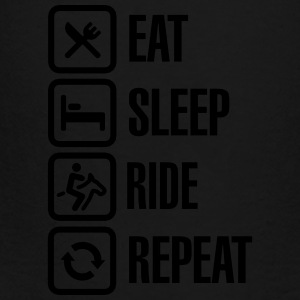 Eat - Sleep - Ride Horse - Repeat Bags & backpacks - Toddler Premium T-Shirt