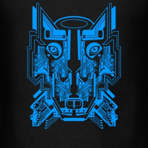 Circuit Wolf` - Men's T-Shirt