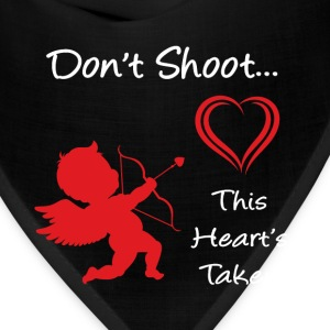 Don't Shoot, This Heart's Taken - Bandana