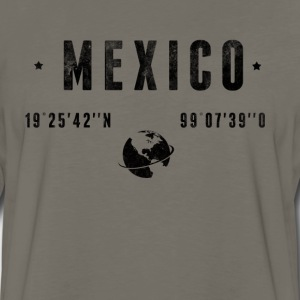 Mexico T-Shirts - Men's Premium Long Sleeve T-Shirt