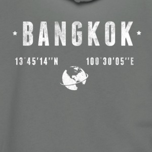 Bangkok T-Shirts - Unisex Fleece Zip Hoodie by American Apparel
