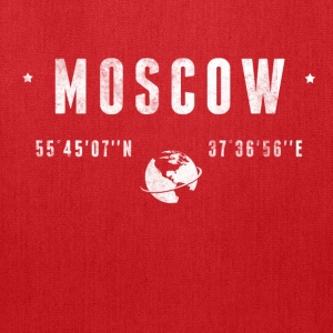 MOSCOW T-Shirts - Tote Bag
