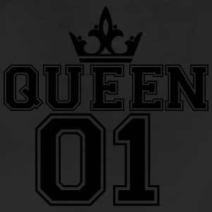 Queen_with_crown_01 - Leggings