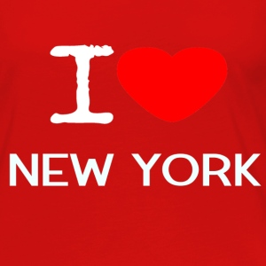 I LOVE NEW YORK - Women's Premium Long Sleeve T-Shirt