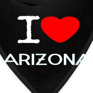 I LOVE ARIZONA - Bandana
