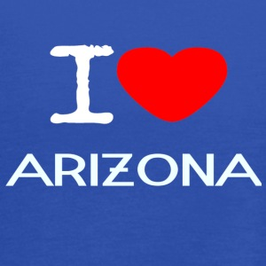 I LOVE ARIZONA - Women's Flowy Tank Top by Bella