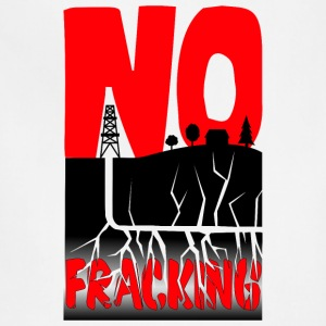 No Fracking - Adjustable Apron
