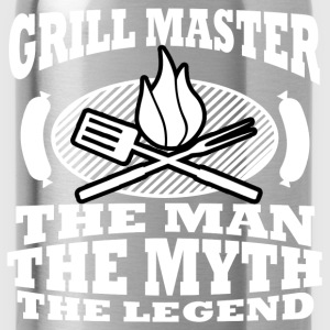 GRILL MASTER 787842342.png T-Shirts - Water Bottle
