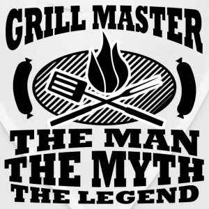 THE GRILL 12.png T-Shirts - Bandana