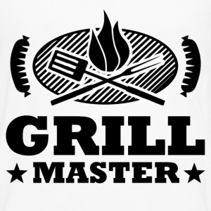 GRILL MASTER 2187821.png T-Shirts - Men's Premium Long Sleeve T-Shirt