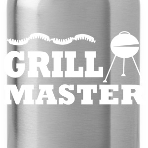 GRILL MASTER 12819289121.png T-Shirts - Water Bottle