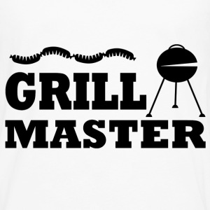 GRILL MASTER 127281728121.png T-Shirts - Men's Premium Long Sleeve T-Shirt