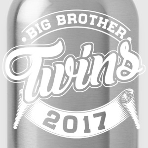 Big Brother Twins 2017 Kids' Shirts - Water Bottle