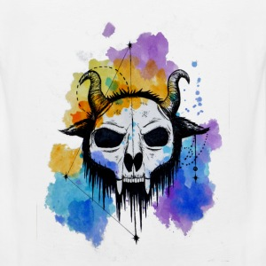 Skull Mask - Shirt - Men's Premium Tank