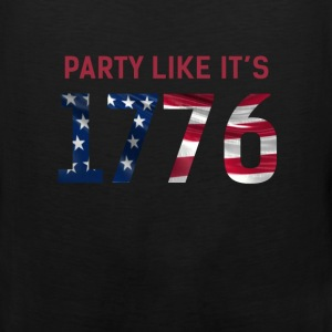 US Independence Day - US Independence Day - Party  - Men's Premium Tank