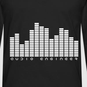Audio Engineer - Audio Engineer - Men's Premium Long Sleeve T-Shirt