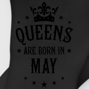 Queens are born in May Crown Stars sexy Woman T-Sh - Leggings