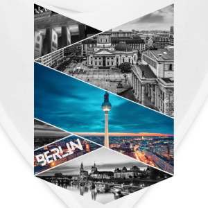 Berlin Germany City T-shirt - Bandana