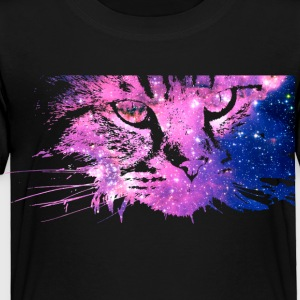 Cat Galaxy Kids' Shirts - Toddler Premium T-Shirt