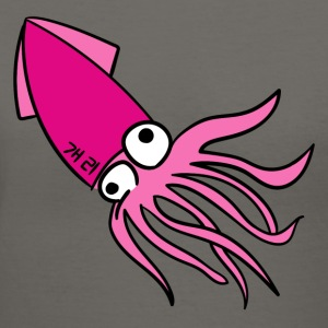 Squid Hoodies - Women's V-Neck T-Shirt