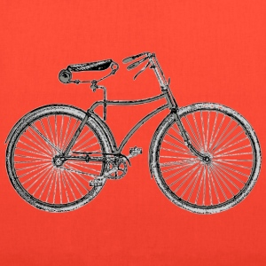 Vintage bicycle 05 - Tote Bag