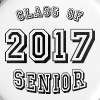 Class of 2017 Buttons - Large Buttons