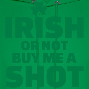 Irish shot T-Shirts - Men's Hoodie