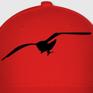 the great seagul of the specs - Baseball Cap