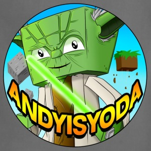 large-circular-andyisyoda T-Shirts - Adjustable Apron