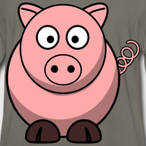 Pig 4 - Men's Premium Long Sleeve T-Shirt