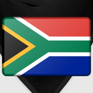 South Africa flag (bevelled) - Bandana