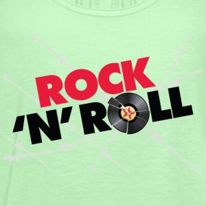 Rock 'n' Roll - Women's Flowy Tank Top by Bella