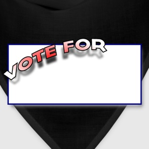 Vote for... - Bandana