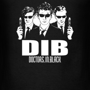 Doctors In Black - Men's T-Shirt