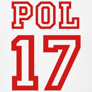 POLAND 17 - Men's T-Shirt